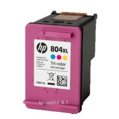 T6N11AA-240x240 HP 804XL Colour T6N11AA Ink Cartridge (Genuine)