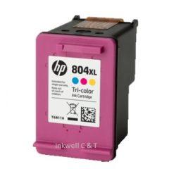HP 804XL Colour T6N11AA Ink Cartridge (Genuine)