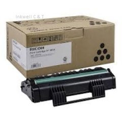 407067-240x240 Ricoh Lanier SP3500XS Black 407067 Toner Cartridge (Genuine)