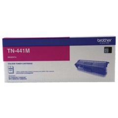 Brother TN-441M Magenta Toner Cartridge
