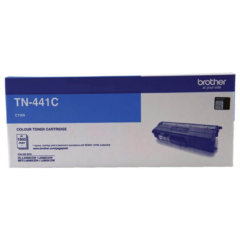 Brother TN-441C Cyan Toner Cartridge