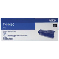 Brother TN-443C Cyan Laser Toner Cartridge