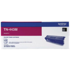 Brother TN-443M Magenta Laser Toner Cartridge