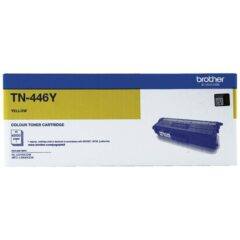 Brother TN-446Y Yellow Toner Cartridge