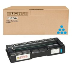 Ricoh Lanier SPC252SF Cyan Toner Cartridge