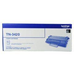 Brother TN-3420 Black Toner Cartridge