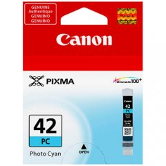 Genuine Canon CLi42 Photo Cyan Ink Cartridge