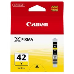Canon CLi42 Yellow Ink Cartridge