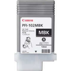 Canon PFi-102MBK Matt Black Ink Cartridge