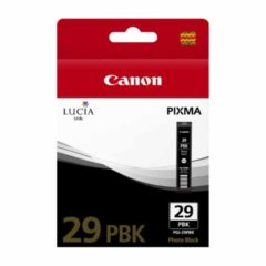 Canon PGI29 Photo Black Ink Cartridge