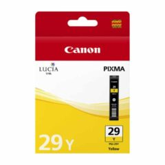 Canon PGI29 Yellow Ink Cartridge