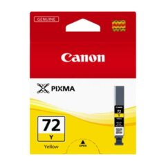 Canon PGI72 Yellow Ink Cartridge