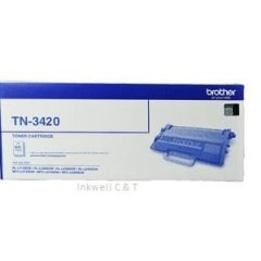 TN-3420-240x240 Brother TN-3420 Black Toner Cartridge (Genuine)
