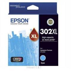 Epson 302HY Cyan C13T01Y292 Ink Cartridge (Genuine)