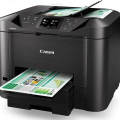 Canon-MB5460-240x240 Canon MB5460 Colour Inkjet Multifunction Printer