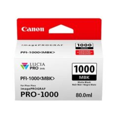 Canon PFi1000 Matt Black Ink Cartridge