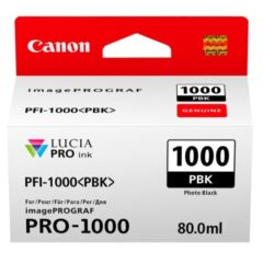 Canon PFi1000 Photo Black Ink Cartridge