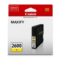 Canon PGI2600 Yellow Ink Cartridge