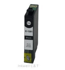 Epson 138 [C13T138192] Black Compatible Ink Cartridge