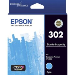 Epson 302 Cyan Ink Cartridge