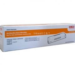 Oki B430 Black Toner Cartridge 43979203 (Genuine)