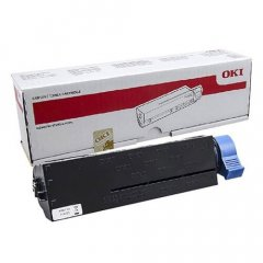 Oki B432 45807103 Black Genuine Toner Cartridge