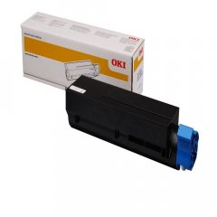 Oki B432 45807107 Black Genuine Toner Cartridge