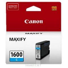 pgi1600C-240x240 Canon PGI1600 Cyan Ink Cartridge (Genuine)