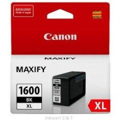 pgi1600xlBK-240x240 Canon PGI1600XL Black Ink Cartridge (Genuine)