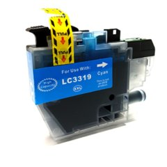 Brother LC-3319XL Cyan Ink Cartridge (Compatible)