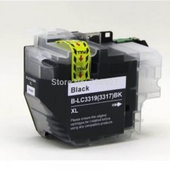 LC3319Bk-240x240 Brother LC-3319XL Black Ink Cartridge (Compatible)