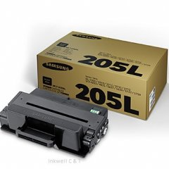 Samsung MLT-D205L Black High Yield Toner Cartridge SU965A (Genuine)