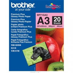 BP71GA3-240x240 Paper Brother BP71GA3 Glossy Photo Paper