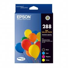 Epson 288 Value Pack Ink Cartridges