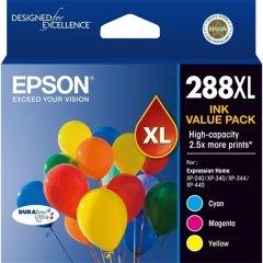 Epson 288XL Value Pack Ink Cartridges