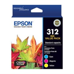 Epson 312 Value Pack Ink Cartridges