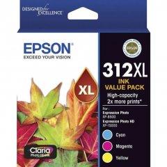Epson 312XL Value Pack Ink Cartridges