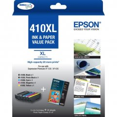 Epson 410XL Photo Value Pack