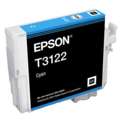 Epson T3122 Cyan Ink Cartridge