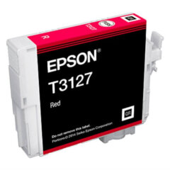 Epson T3127 Red Ink Cartridge