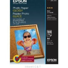 Paper Epson S042538 A4 Glossy Photo Paper 20 Sheets