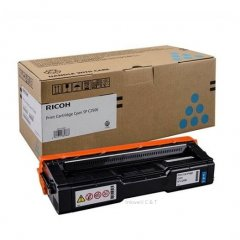 Ricoh Lanier SPC250SF Cyan 407548 Toner Cartridge (Genuine)