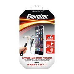 Energizer iPhone 6+7+8+Screen Protector (ENCLTGCLIP7PW)
