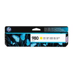HP 980 Yellow Ink Cartridge