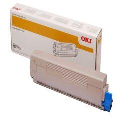 Oki MC853 Black Toner Cartridge