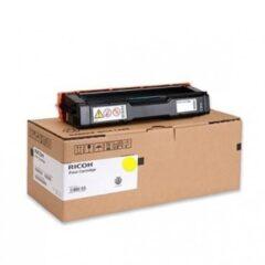 Ricoh Lanier SPC250SF Yellow Cartridge
