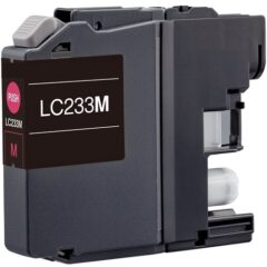 Brother LC-233 Magenta Ink Cartridge