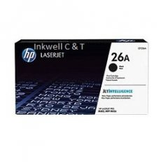 HP-26a-240x240 HP 26A CF226A Black Toner Cartridge (Genuine)