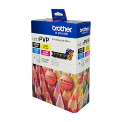 Brother LC-73 Value Pack Ink Cartridges