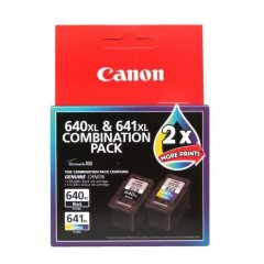 Canon PG-640XL & CL-641XL Cartridge Combo